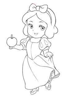 Pics For Chibi Disney Princesses Coloring Pages Disney Princess Coloring Pages Cinderella Coloring Pages Princess Coloring Pages