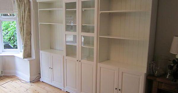 ikea liatorp bookcase quoteko office pinterest wohnzimmer arbeitszimmer und. Black Bedroom Furniture Sets. Home Design Ideas