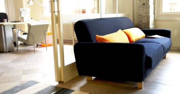 Bemz For The Office Bemz Cover For A Nikkala Sofa In