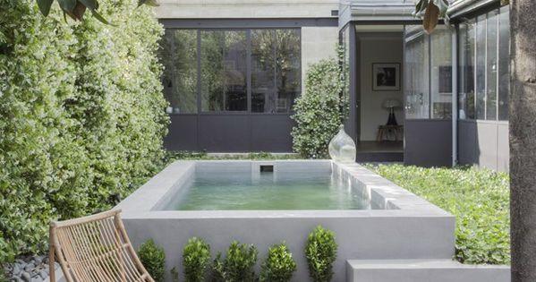 Scandimagdeco le blog visite d 39 une jolie maison r nov e bordeaux patios terrasses - Terrasse et jardin bordeaux roubaix ...