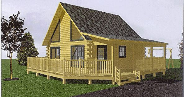 Ready To Assemble Log Cabin Kit Designs From Merrimac Log