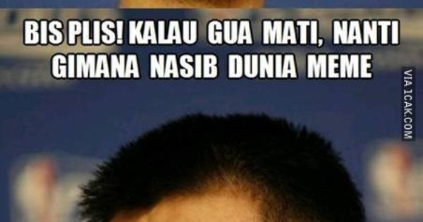 Meme Indonesia #lucu :v :v
