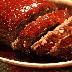 Brown Sugar Meatloaf Recipe Recipes Brown Sugar Meatloaf Cooking Recipes