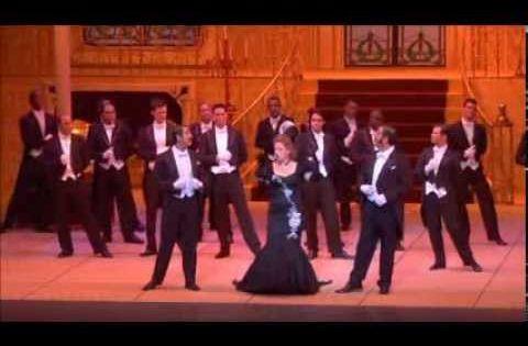 La Viuda Alegre Die Lustige Witwe Franz Lehar La Viuda Alegre Opera