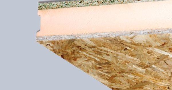 Panel de cubierta osb xps aglomerado hidrofugo www for Sandwich para tejados de madera