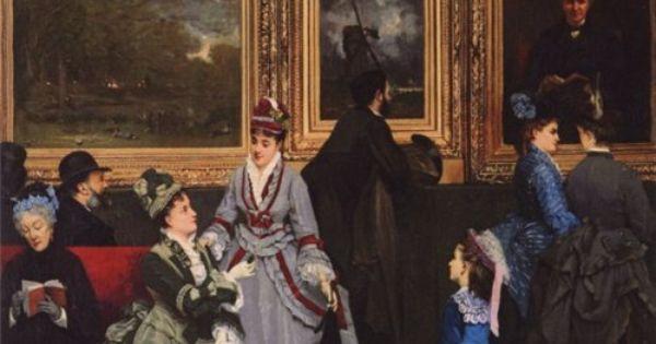 Lassale le salon de 1874 camille leopold cabaillot for Le salon in french