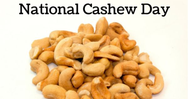 Celebrate National Cashew Day with this great roundup of recipes ...