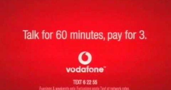 Genius Campaign Tv Ads Vodafone Advertising