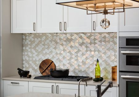 Oceanside Glasstile Tessera Collection Pave Pattern
