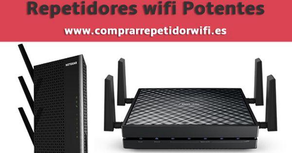 Repetidor Wifi Potente De Altas Prestaciones Para Grandes Areas Antena Wifi Wi Fi Wifi