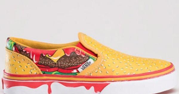 vans hamburger