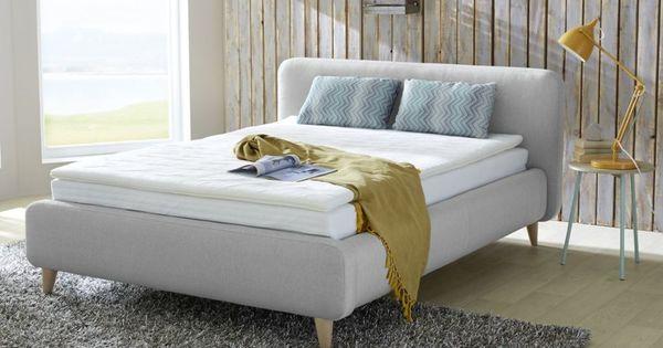 boxspringbett frieda boxspringbetten pinterest boxspringbett m bel discount und schlafzimmer. Black Bedroom Furniture Sets. Home Design Ideas
