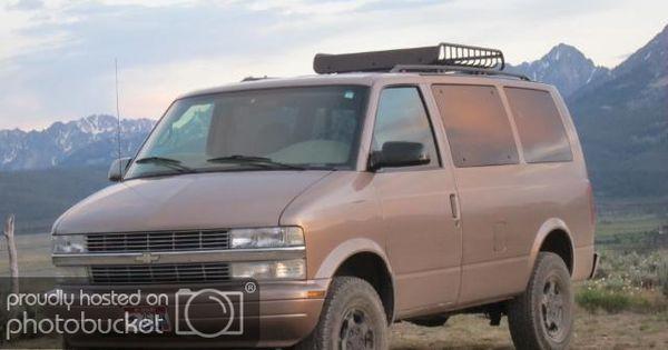 2004 Chevy Astro Awd Build Lifted Ccv Poptop Expedition Portal Chevrolet Astro Chevy Astro Van Astro Van