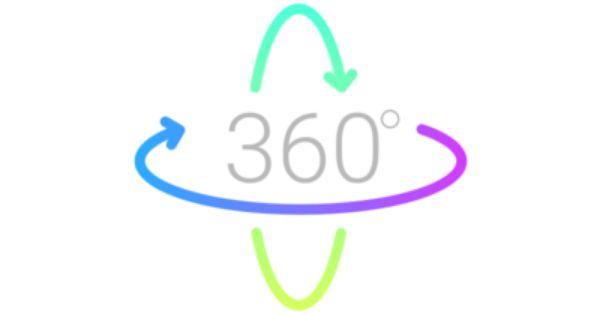 360 Icon Icon Vimeo Logo Tech Company Logos