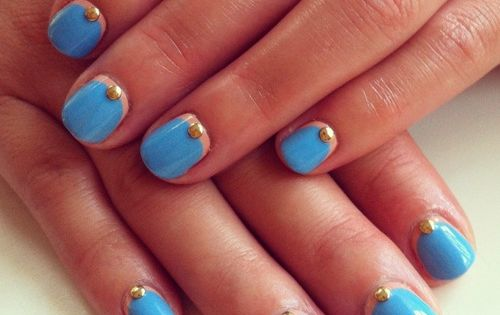 Stylish Retro Nail Designs and Tips | Hairstyles, Nail Designs, Fashion and