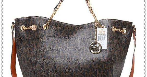 Our Michael Kors Chain Large Coffee Totes Must Be Your Wise Option,