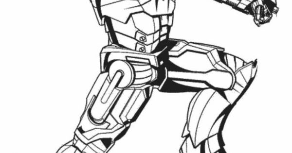 Iron Man Da Stampare: Lego Iron Man Coloring Pages To Print