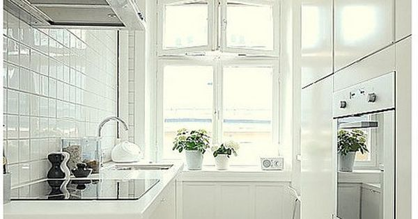 If I had to have a tiny kitchen, I would want this