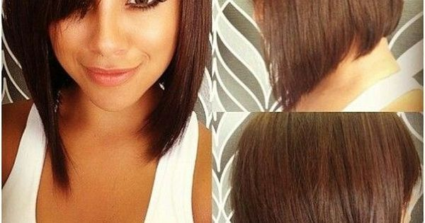 bangs hair styles image result for medium aline bob with side fringe bangs 5049