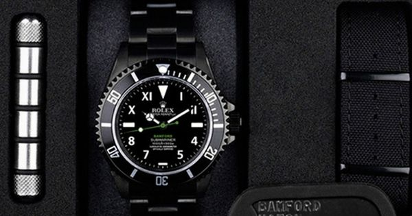 Rolex SE Submariner California