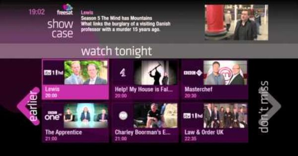 Freetime The Smart New Tv Guide From Freesat Tv Guide Word Of Mouth Marketing Tv