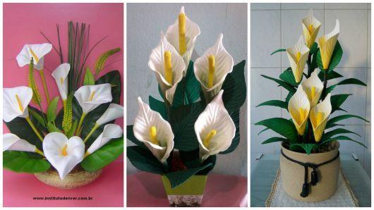 50 Flores De Eva Modelos Imperdiveis E Tutoriais Diy Com