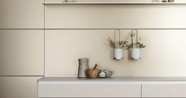 magnolie als k chenfarbe ideen und bilder f r die k chenplanung k chen modern creme und k che. Black Bedroom Furniture Sets. Home Design Ideas