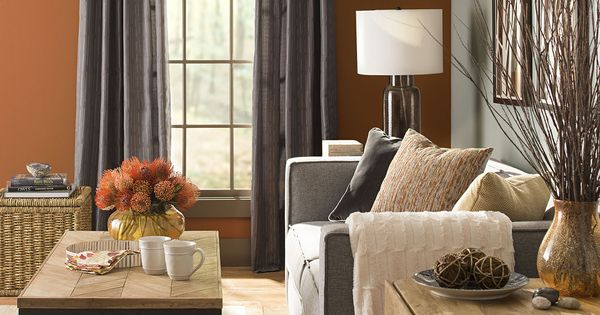 Wall Colors For Living Room Warm