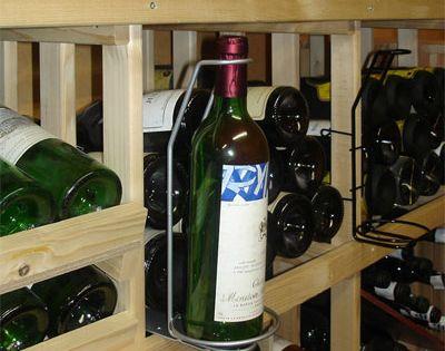 Casiers bouteilles casier vin rangement du vin for Meuble porte bouteille vin