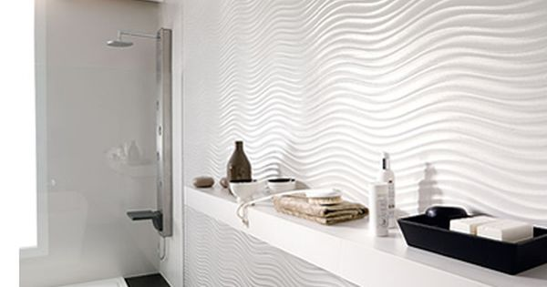 Bathroom Tile Wall Texture textured wall tiles | office spaces | pinterest | 3d wall tiles