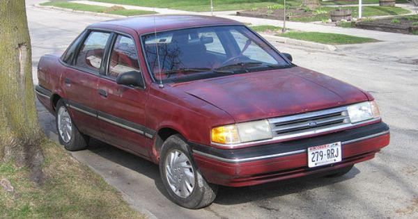 1989 Ford Tempo Google Search Ford Vintage Cars Saloon