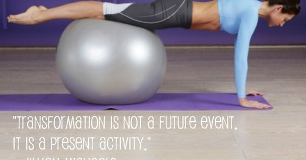 Jillian michaels quote & diet and fitness motivation