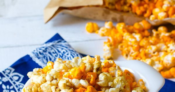 Popcorn, Chicago and Cheese popcorn on Pinterest