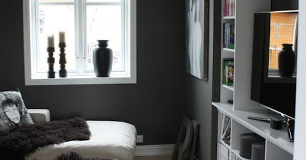 Great Small Space Light Floors White Shelving And