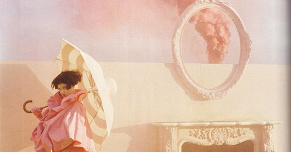 By Tim Walker {one of my favorite} via The House that Lars