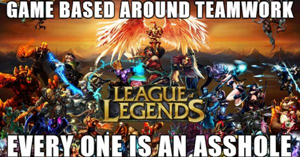 Image result for league of legends annoy