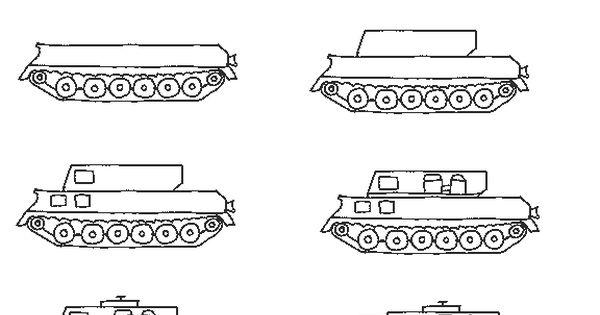 apprendre a dessiner un tank - Recherche Google ...
