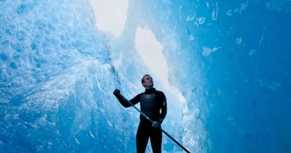 Jorg Badura | Exploring glaciers in Chile adventure travel
