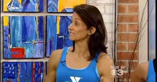 Ambler Y Shock Training Class Featured On Cbs 3 Talk Philly Shock Training Training Classes Cbs