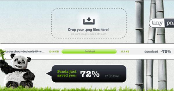 Tinypng Online Tools Png Web Design