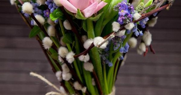What Will Be in Bloom on Your Wedding Day? now I'm second