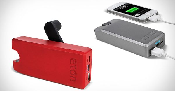 ★☯★☽ Eton Boost Turbine ★♥★ Your phone will never lose power again.
