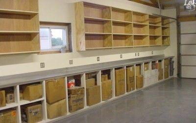Garage Shelving Ideas Pictures Garage Design Diy Garage Shelves