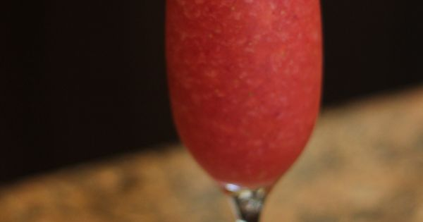 ... champagne slushies | Cheers! | Pinterest | Strawberry Champagne