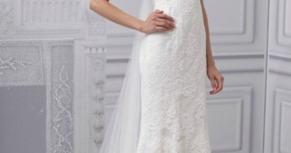 Monique Lhuillier Wedding Dresses Spring 2013: almost a dream dress