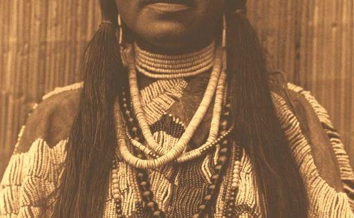 Wishram Chinook maiden | Chinook Indian Tribe | Pinterest ...