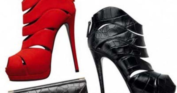 Giuseppe Zanotti Shoes Fall/ Winter 2012/ 2013 Collection