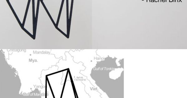 "cool idea. ""Meshu, custom-made, 3D-printed or laser-cut earrings, necklaces, or cufflinks, based"