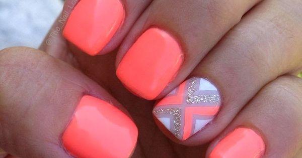 Very pretty nail art