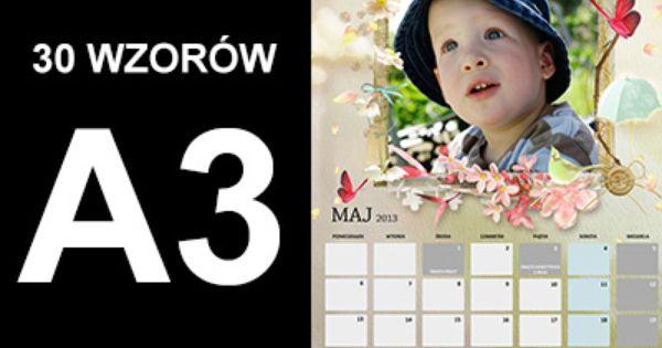 Fotokalendarz A3 Kalendarz Ze Zdjeciami 2014 3774716427 Oficjalne Archiwum Allegro Cinema Light Box